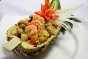 pineaple-prawn
