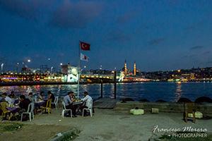 Vistas desde Karaköy