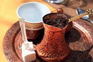 Café egipcio con kanakah