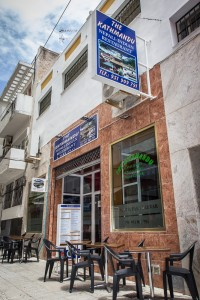 Exterior del Restaurante The Kathmandu
