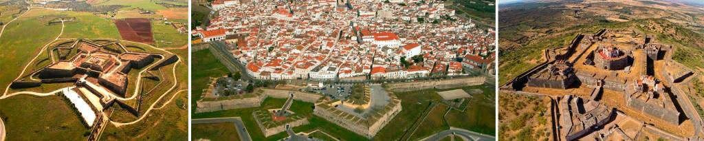 Elvas ciudad fortificada, Patrimonio Mundial